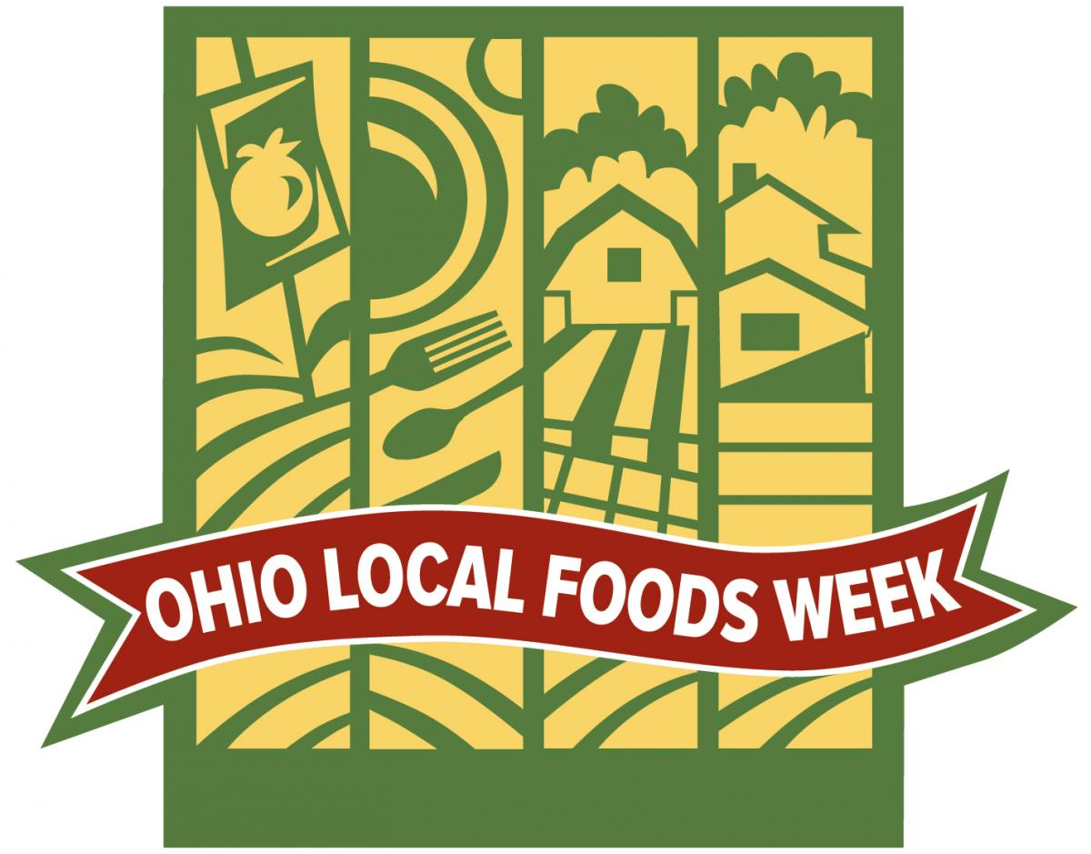 Ohio Local Foods Week event mark